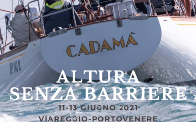Cadama' Vela Senza Barriere – No Barriers Sailing